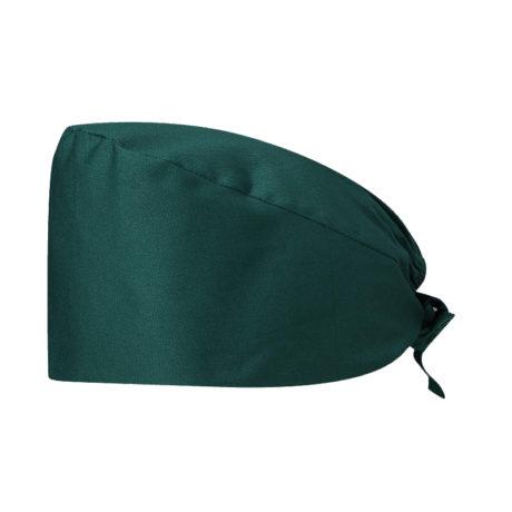 Calot chirurgien/bloc opératoire - Vert